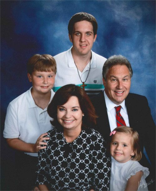 Corbett Family Picture